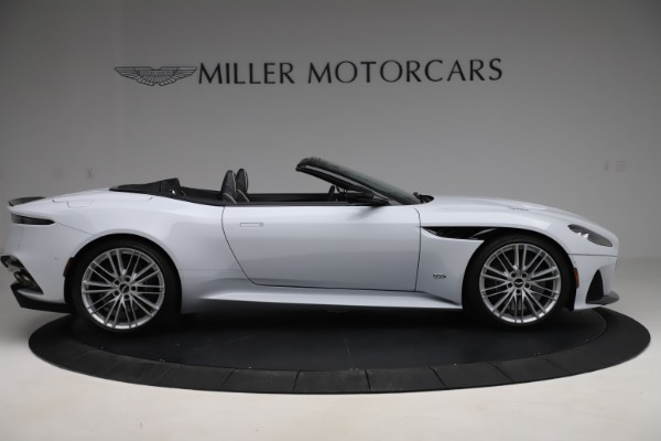 New 2020 Aston Martin DBS Superleggera Volante Convertible for sale $353,931 at Maserati of Greenwich in Greenwich CT 06830 9