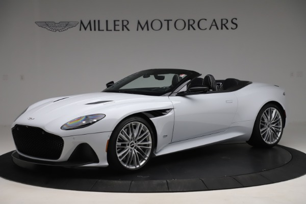 New 2020 Aston Martin DBS Superleggera Volante Convertible for sale $353,931 at Maserati of Greenwich in Greenwich CT 06830 1