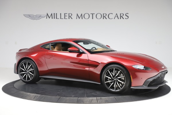New 2020 Aston Martin Vantage Coupe for sale $185,991 at Maserati of Greenwich in Greenwich CT 06830 10