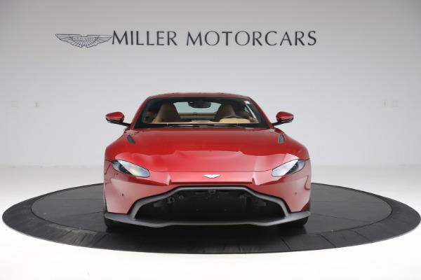 New 2020 Aston Martin Vantage Coupe for sale $185,991 at Maserati of Greenwich in Greenwich CT 06830 12