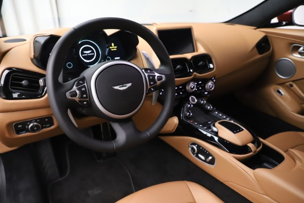 New 2020 Aston Martin Vantage Coupe for sale $185,991 at Maserati of Greenwich in Greenwich CT 06830 13