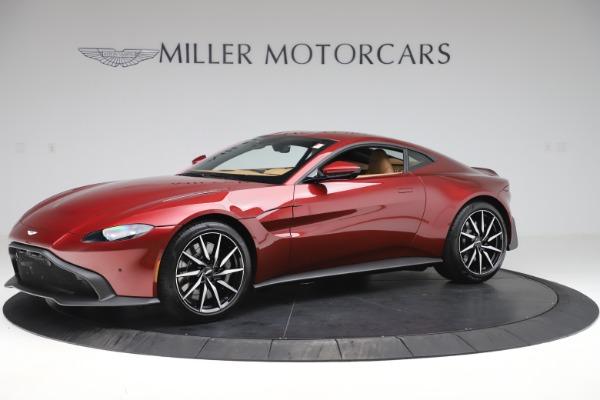 New 2020 Aston Martin Vantage Coupe for sale $185,991 at Maserati of Greenwich in Greenwich CT 06830 2