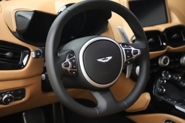 New 2020 Aston Martin Vantage Coupe for sale $185,991 at Maserati of Greenwich in Greenwich CT 06830 20