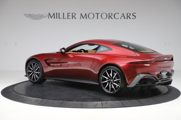New 2020 Aston Martin Vantage Coupe for sale $185,991 at Maserati of Greenwich in Greenwich CT 06830 4