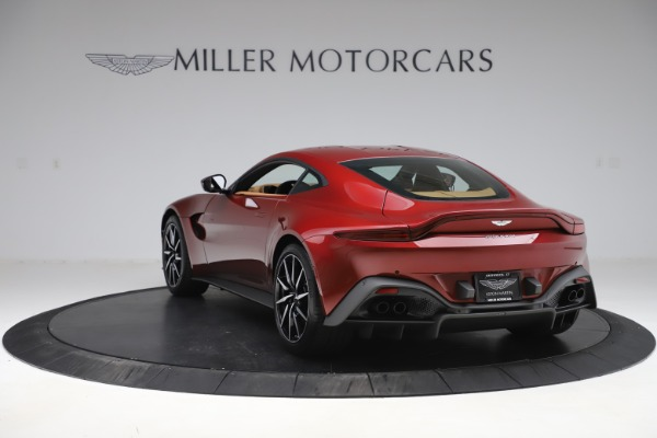 New 2020 Aston Martin Vantage Coupe for sale $185,991 at Maserati of Greenwich in Greenwich CT 06830 5