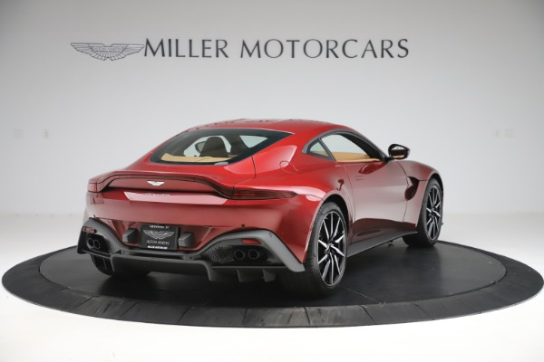 New 2020 Aston Martin Vantage Coupe for sale $185,991 at Maserati of Greenwich in Greenwich CT 06830 7
