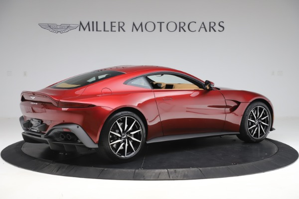 New 2020 Aston Martin Vantage Coupe for sale $185,991 at Maserati of Greenwich in Greenwich CT 06830 8