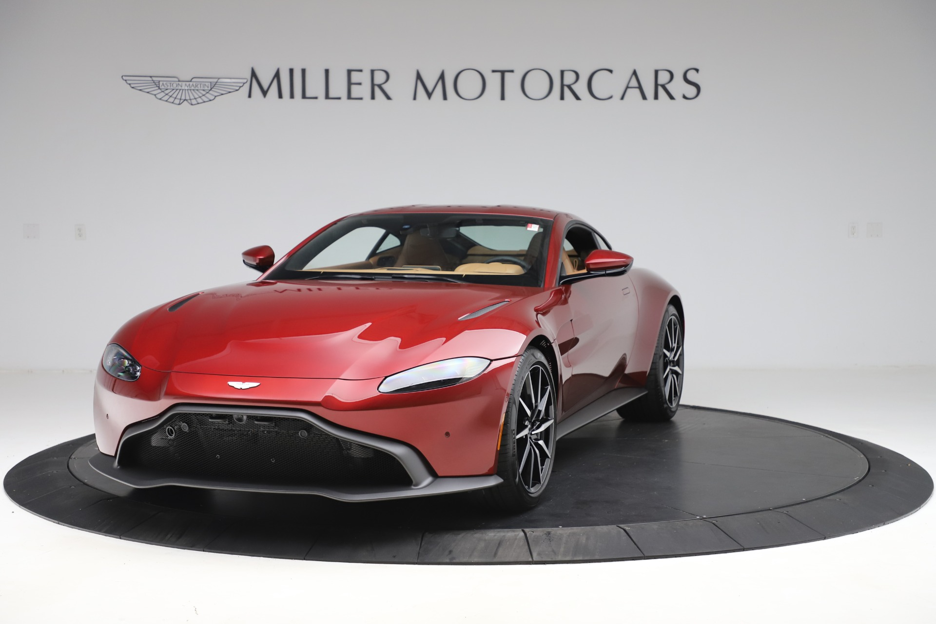 New 2020 Aston Martin Vantage Coupe for sale $185,991 at Maserati of Greenwich in Greenwich CT 06830 1