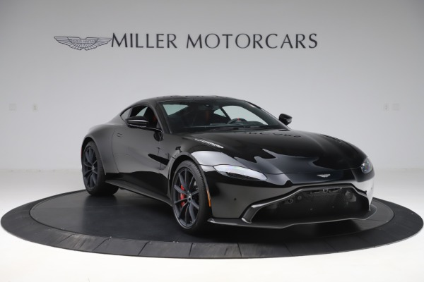 New 2020 Aston Martin Vantage AMR for sale $210,140 at Maserati of Greenwich in Greenwich CT 06830 10