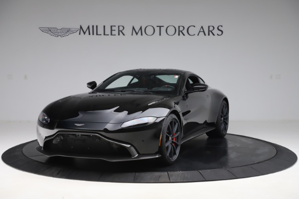 New 2020 Aston Martin Vantage AMR for sale $210,140 at Maserati of Greenwich in Greenwich CT 06830 12
