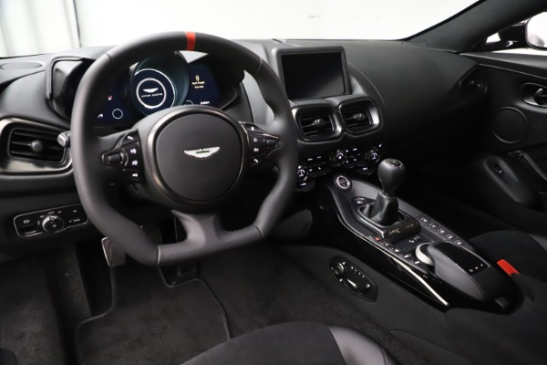 New 2020 Aston Martin Vantage AMR for sale $210,140 at Maserati of Greenwich in Greenwich CT 06830 13