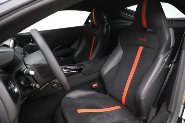 New 2020 Aston Martin Vantage AMR for sale $210,140 at Maserati of Greenwich in Greenwich CT 06830 15