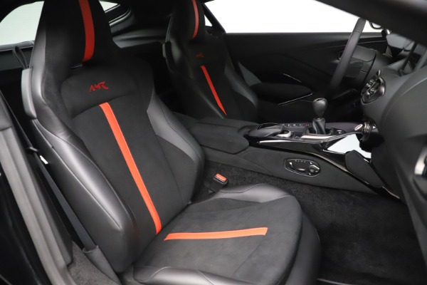 New 2020 Aston Martin Vantage AMR for sale $210,140 at Maserati of Greenwich in Greenwich CT 06830 21