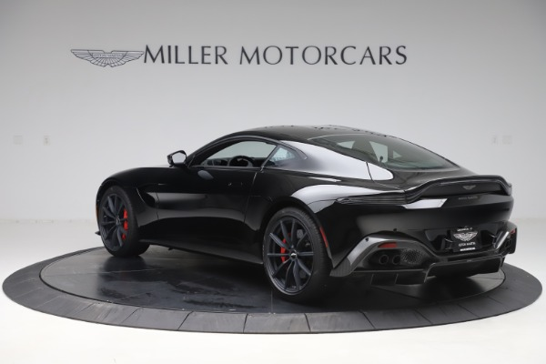 New 2020 Aston Martin Vantage AMR for sale $210,140 at Maserati of Greenwich in Greenwich CT 06830 3