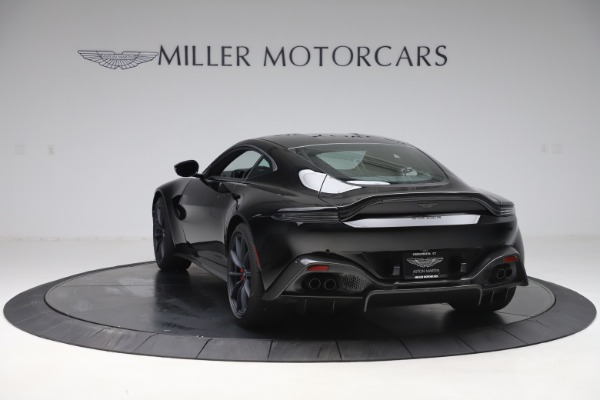 New 2020 Aston Martin Vantage AMR for sale $210,140 at Maserati of Greenwich in Greenwich CT 06830 4