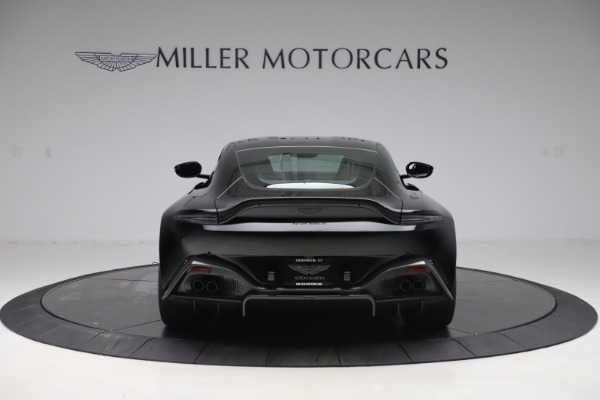 New 2020 Aston Martin Vantage AMR for sale $210,140 at Maserati of Greenwich in Greenwich CT 06830 5