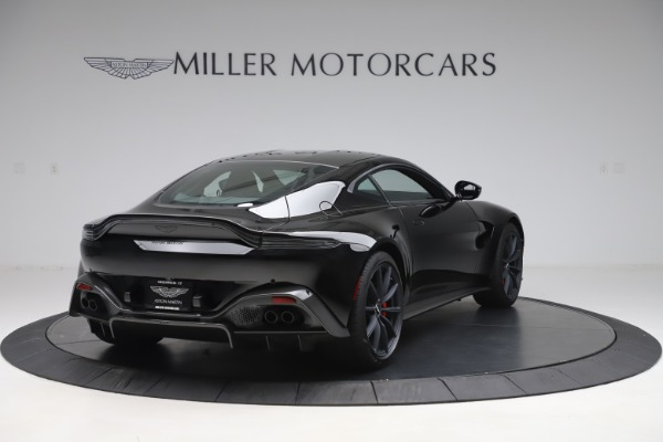 New 2020 Aston Martin Vantage AMR for sale $210,140 at Maserati of Greenwich in Greenwich CT 06830 6