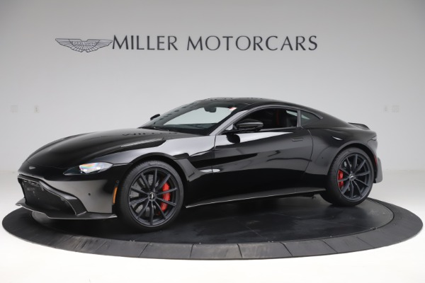 New 2020 Aston Martin Vantage AMR for sale $210,140 at Maserati of Greenwich in Greenwich CT 06830 1