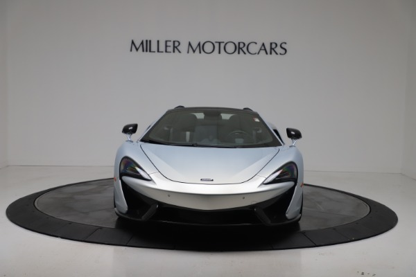 New 2020 McLaren 570S Spider Convertible for sale $256,990 at Maserati of Greenwich in Greenwich CT 06830 11