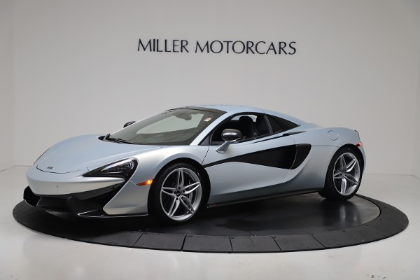 New 2020 McLaren 570S Spider Convertible for sale $256,990 at Maserati of Greenwich in Greenwich CT 06830 14
