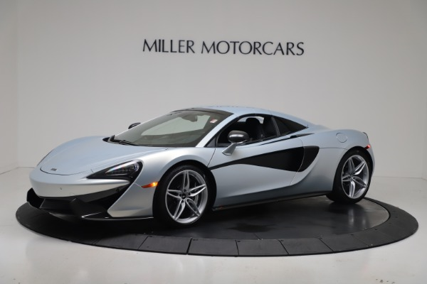 New 2020 McLaren 570S Spider Convertible for sale $256,990 at Maserati of Greenwich in Greenwich CT 06830 15