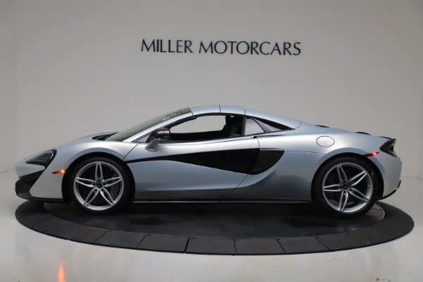 New 2020 McLaren 570S Spider Convertible for sale $256,990 at Maserati of Greenwich in Greenwich CT 06830 16
