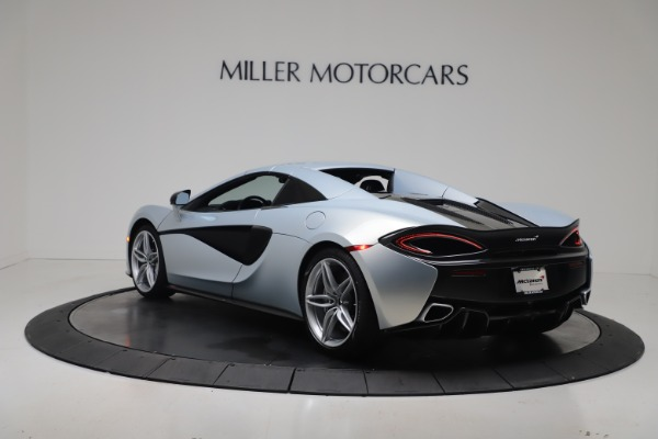 New 2020 McLaren 570S Spider Convertible for sale $256,990 at Maserati of Greenwich in Greenwich CT 06830 17