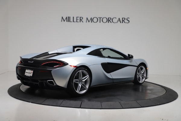 New 2020 McLaren 570S Spider Convertible for sale $256,990 at Maserati of Greenwich in Greenwich CT 06830 19