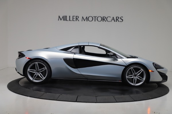 New 2020 McLaren 570S Spider Convertible for sale $256,990 at Maserati of Greenwich in Greenwich CT 06830 20