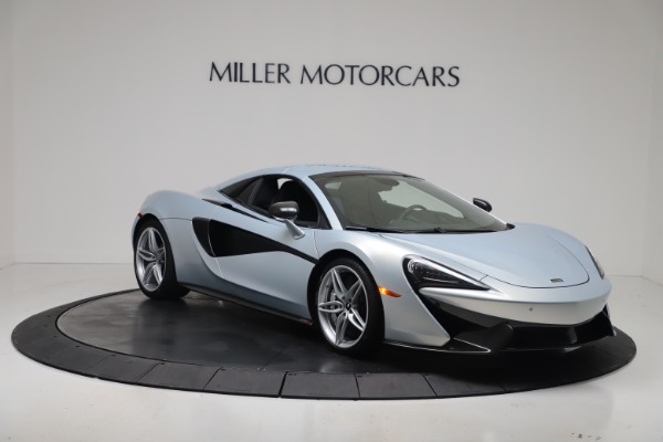 New 2020 McLaren 570S Spider Convertible for sale $256,990 at Maserati of Greenwich in Greenwich CT 06830 21