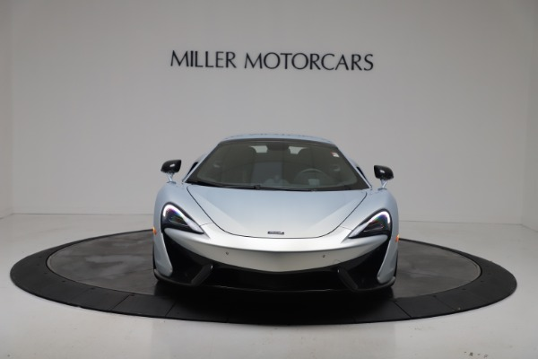 New 2020 McLaren 570S Spider Convertible for sale $256,990 at Maserati of Greenwich in Greenwich CT 06830 22
