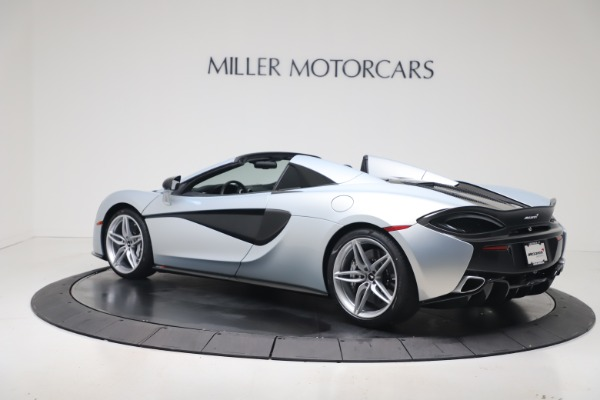 New 2020 McLaren 570S Spider Convertible for sale $256,990 at Maserati of Greenwich in Greenwich CT 06830 3