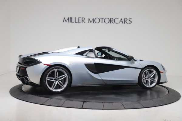 New 2020 McLaren 570S Spider Convertible for sale $256,990 at Maserati of Greenwich in Greenwich CT 06830 7