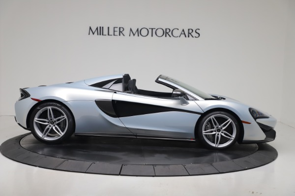 New 2020 McLaren 570S Spider Convertible for sale $256,990 at Maserati of Greenwich in Greenwich CT 06830 8