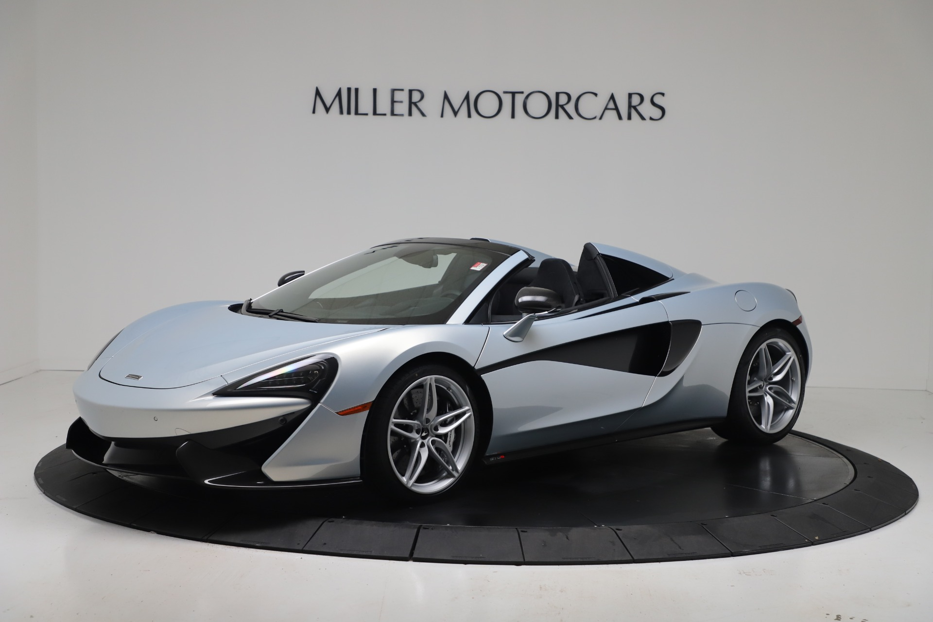 New 2020 McLaren 570S Spider Convertible for sale $256,990 at Maserati of Greenwich in Greenwich CT 06830 1