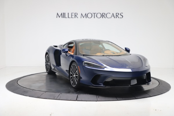 New 2020 McLaren GT Coupe for sale $244,675 at Maserati of Greenwich in Greenwich CT 06830 10