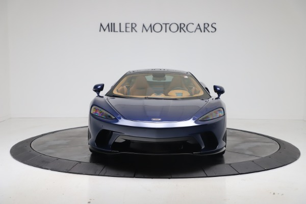New 2020 McLaren GT Coupe for sale $244,675 at Maserati of Greenwich in Greenwich CT 06830 11