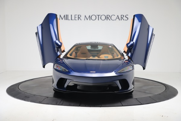 New 2020 McLaren GT Coupe for sale $244,675 at Maserati of Greenwich in Greenwich CT 06830 12