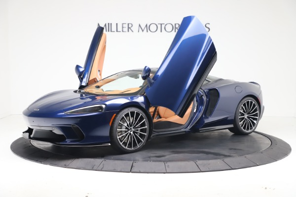 New 2020 McLaren GT Luxe for sale $244,675 at Maserati of Greenwich in Greenwich CT 06830 13