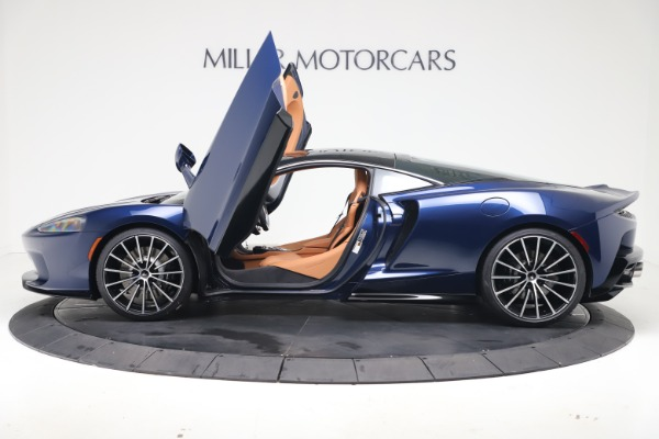 New 2020 McLaren GT Coupe for sale $244,675 at Maserati of Greenwich in Greenwich CT 06830 14