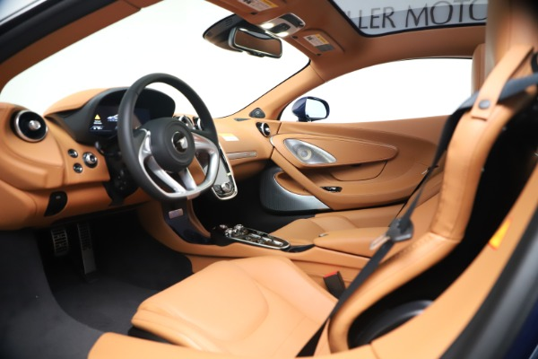 New 2020 McLaren GT Luxe for sale $244,675 at Maserati of Greenwich in Greenwich CT 06830 15