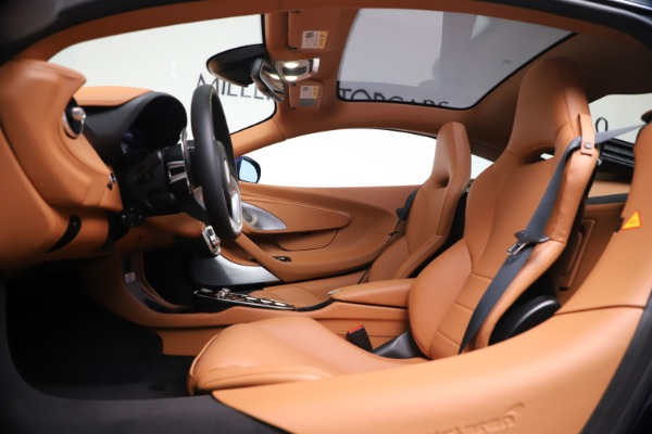 New 2020 McLaren GT Coupe for sale $244,675 at Maserati of Greenwich in Greenwich CT 06830 16