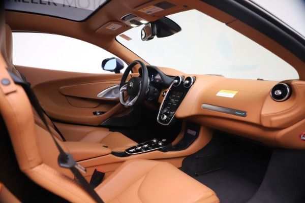 New 2020 McLaren GT Coupe for sale $244,675 at Maserati of Greenwich in Greenwich CT 06830 18