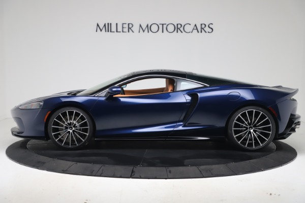 New 2020 McLaren GT Luxe for sale $244,675 at Maserati of Greenwich in Greenwich CT 06830 2