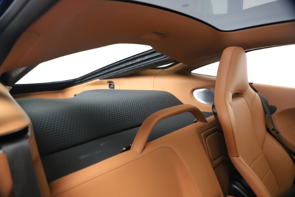 Used 2020 McLaren GT Luxe for sale Sold at Maserati of Greenwich in Greenwich CT 06830 21