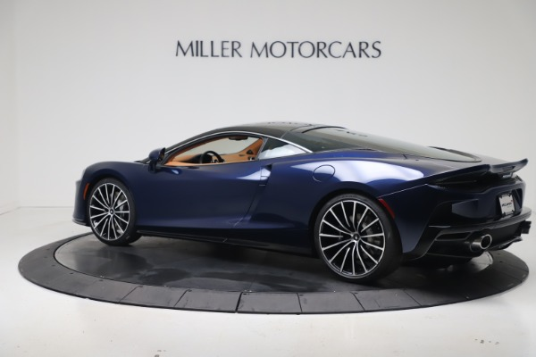 New 2020 McLaren GT Luxe for sale $244,675 at Maserati of Greenwich in Greenwich CT 06830 3