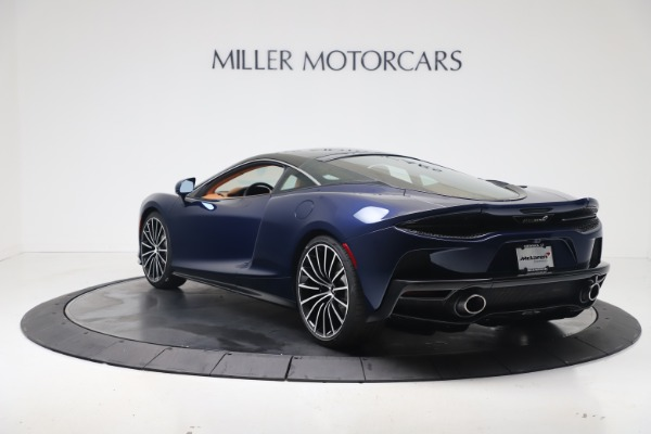 New 2020 McLaren GT Coupe for sale $244,675 at Maserati of Greenwich in Greenwich CT 06830 4