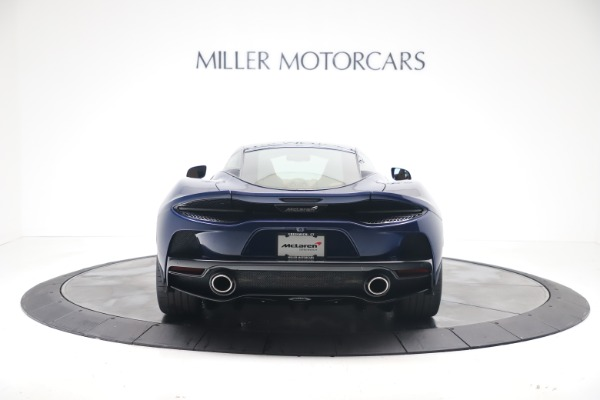 New 2020 McLaren GT Luxe for sale $244,675 at Maserati of Greenwich in Greenwich CT 06830 5