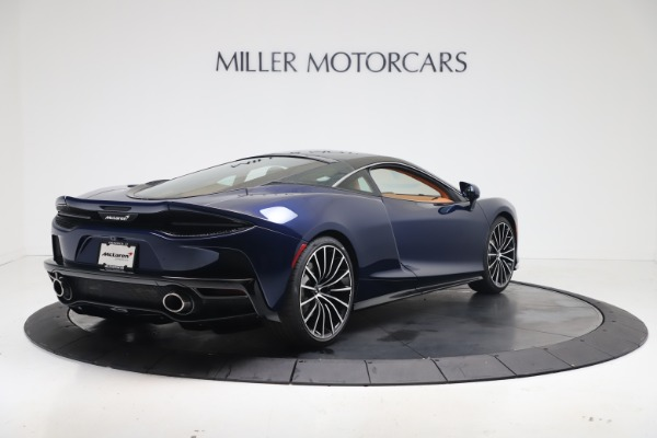 New 2020 McLaren GT Coupe for sale $244,675 at Maserati of Greenwich in Greenwich CT 06830 6