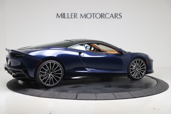 New 2020 McLaren GT Coupe for sale $244,675 at Maserati of Greenwich in Greenwich CT 06830 7